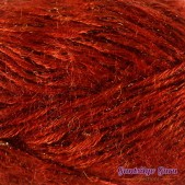 Gantsilyo Guru Mohair Blend Autumn Orange