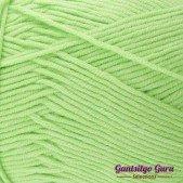 Gantsilyo Guru Milk Cotton Light Atomic Green