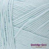 Gantsilyo Guru Milk Cotton Light Cool Blue