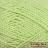 Gantsilyo Guru Milk Cotton Light Mini Cool Green