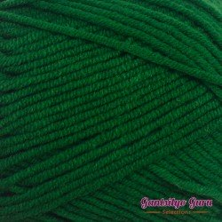 Gantsilyo Guru Milk Cotton Light Mini Forest Green