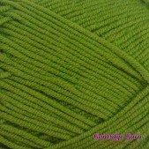 Gantsilyo Guru Milk Cotton Light Mini Leaf Green