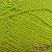 Gantsilyo Guru Milk Cotton Light Mini Lime