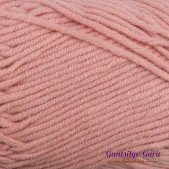 Gantsilyo Guru Milk Cotton Light Mini Old Rose