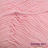Gantsilyo Guru Milk Cotton Light Mini Pastel Pink