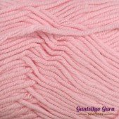 Gantsilyo Guru Milk Cotton Light Mini Pastel Pink