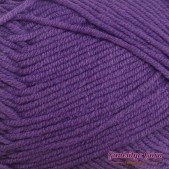Gantsilyo Guru Milk Cotton Light Mini Purple