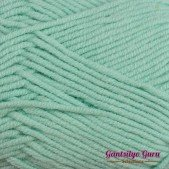 Gantsilyo Guru Milk Cotton Light Mini Sea Green