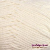 Gantsilyo Guru Milk Cotton Light Mini Snow