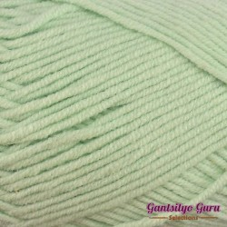 Gantsilyo Guru Milk Cotton Light Mini Soft Green