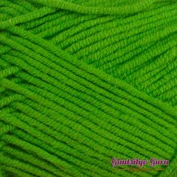 Gantsilyo Guru Milk Cotton Light Mini Spring Green