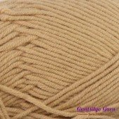 Gantsilyo Guru Milk Cotton Light Mini Tan
