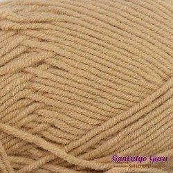Gantsilyo Guru Milk Cotton Light Mini Tan