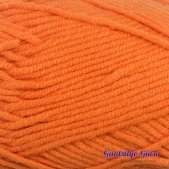 Gantsilyo Guru Milk Cotton Light Mini Tangerine
