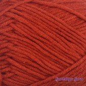 Gantsilyo Guru Milk Cotton Light Mini Terracotta