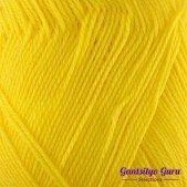 Gantsilyo Guru Baby Cashmere Acrylic Sunshine