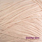 Gantsilyo Guru Milk Cotton Light Beige