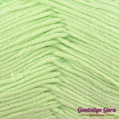 Gantsilyo Guru Milk Cotton Light Cool Green