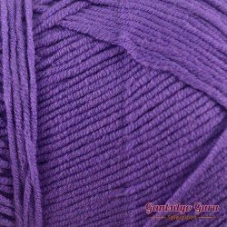 Gantsilyo Guru Milk Cotton Light Purple