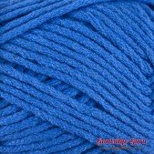 Gantsilyo Guru Milk Cotton Medium Azure