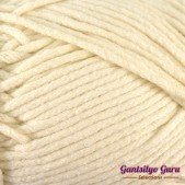 Gantsilyo Guru Milk Cotton Medium Creme