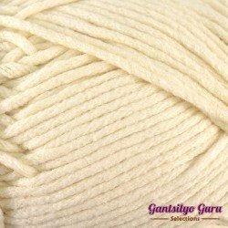 Gantsilyo Guru Milk Cotton Medium Creme