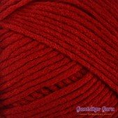 Gantsilyo Guru Milk Cotton Medium Hot Red