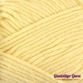Gantsilyo Guru Milk Cotton Medium Lite Yellow