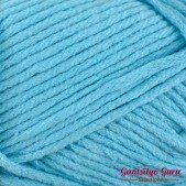 Gantsilyo Guru Milk Cotton Medium Sky Blue