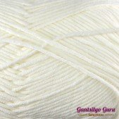 Gantsilyo Guru Milk Cotton Light Ivory