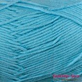Gantsilyo Guru Milk Cotton Light Sky Blue