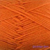 Gantsilyo Guru Milk Cotton Light Tangerine