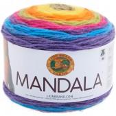 Lion Brand Mandala Gnome