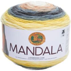 Lion Brand Mandala Serpent