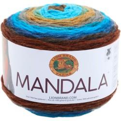 Lion Brand Mandala Sphinx