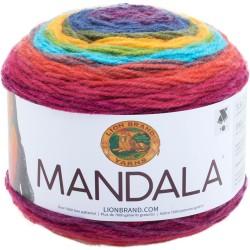 Lion Brand Mandala Wizard