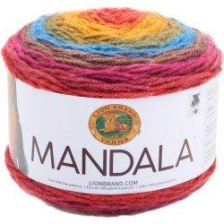 Lion Brand Mandala Chimera