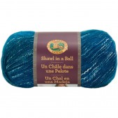 Lion Brand Shawl In A Ball Healing Teal