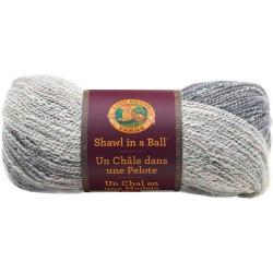 Lion Brand Shawl In A Ball Om Opal