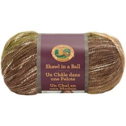 Lion Brand Shawl In A Ball Peaceful Earth