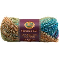 Lion Brand Shawl In A Ball Prism
