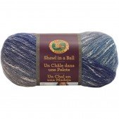 Lion Brand Shawl In A Ball Soothing Blue