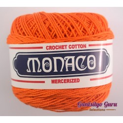 Monaco Mercerized Cotton 8 Thread Ball B25