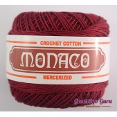 Monaco Mercerized Cotton 8 Thread Ball B28