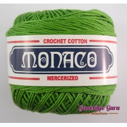Monaco Mercerized Cotton 8 Thread Ball B52