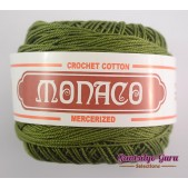 Monaco Mercerized Cotton 8 Thread Ball BUT40