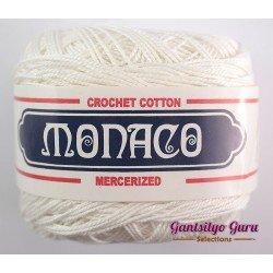 Monaco Mercerized Cotton 8 Thread Ball B1