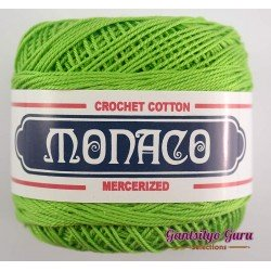 Monaco Mercerized Cotton 8 Thread Ball B50