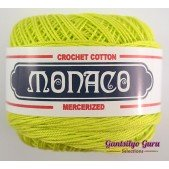 Monaco Mercerized Cotton 8 Thread Ball B51