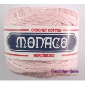 Monaco Mercerized Cotton 8 Thread Ball BMTE1